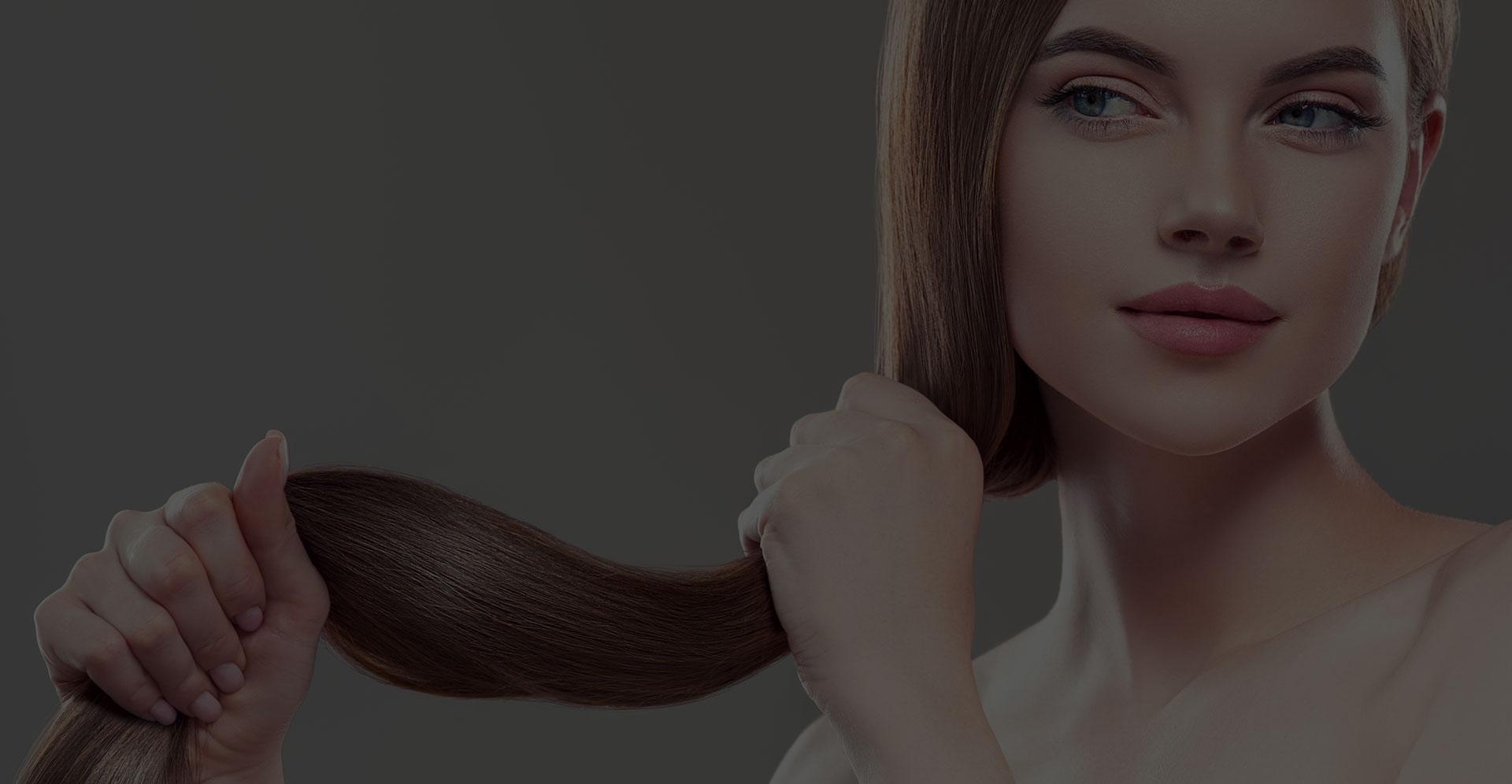 Les soins des cheveux